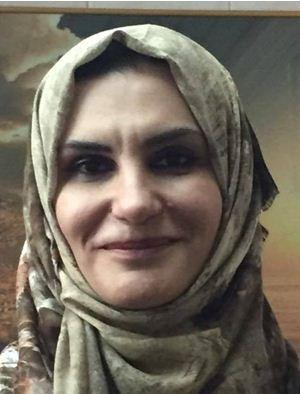 مدرس مساعد رنا عبد الرسول