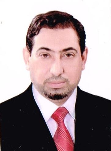 المدرس الدكتور رائد غازي ريشان