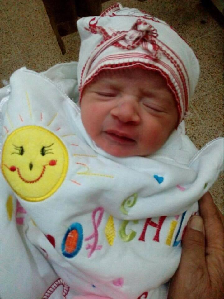 ولادة طفل انبوب في المعهد