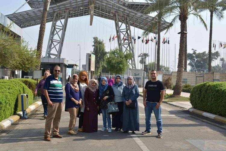 فعاليات معرض بغداد الدولي