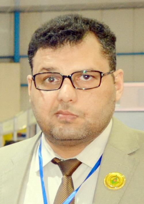 المدرس مساعد عباس عبد الوهاب